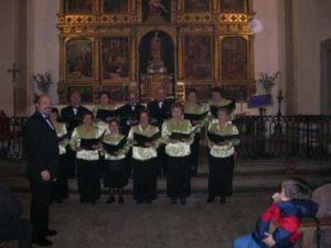 Coro Villar de los Barrios