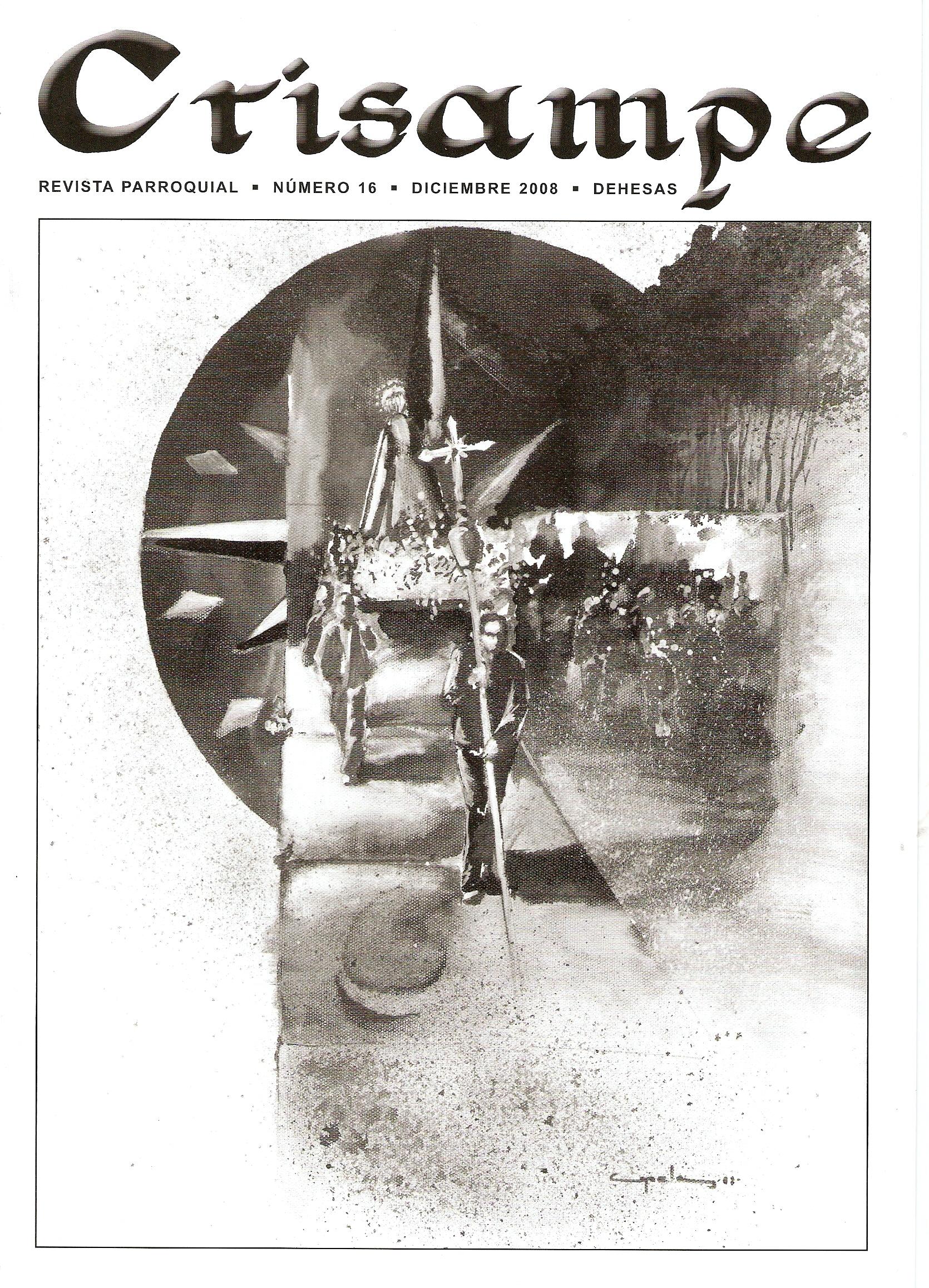 Portada Revista Crisampe