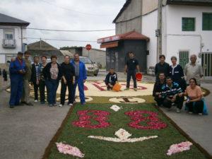 Corpus Camponaraya 2012